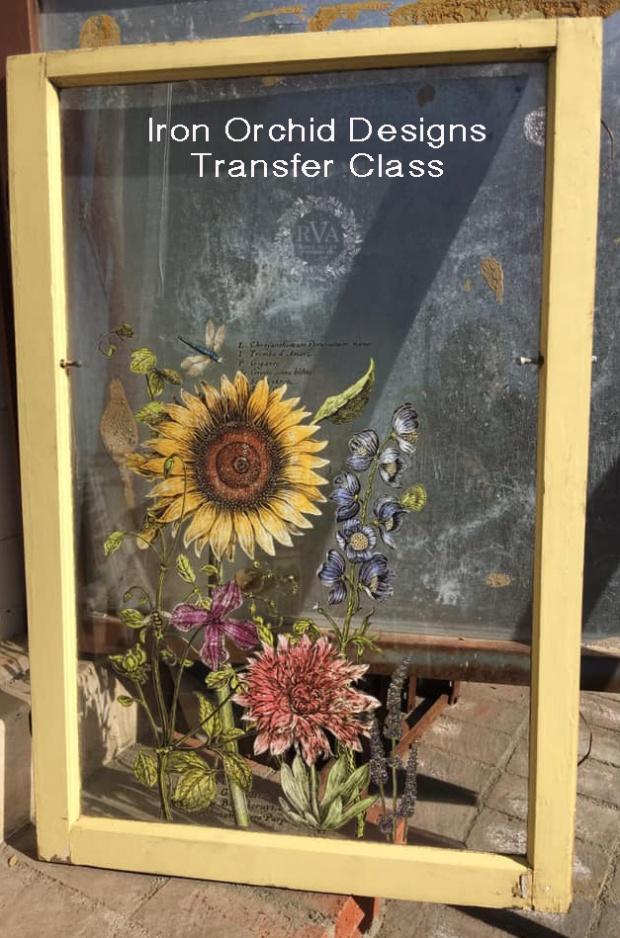 IODGlass Transfer Class